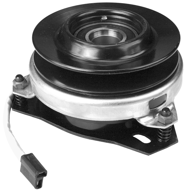 Lawn Mower Electric Clutch Adjustment : Electric pto clutch for exmark warner