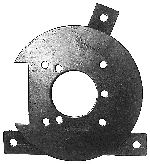 Crankshaft Straightener For Mighty Midget # MMA Engine 2 Cycle Adaptor