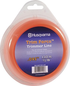 Husqvarna Trim Force Trimmer Line 50 Foot Donut - .095""